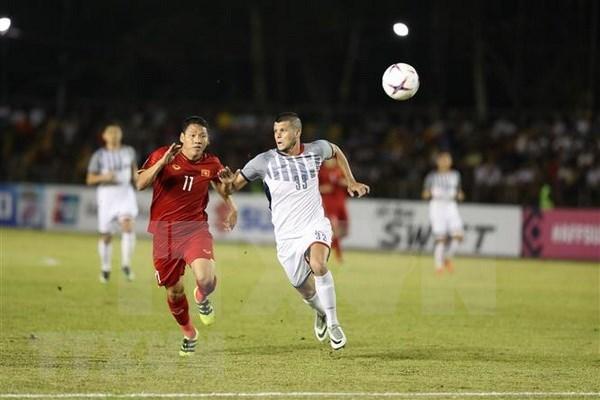 菲律宾主帅:越南是菲律宾AFF Suzuki Cup 2018上碰到的最强对手 hinh anh 2