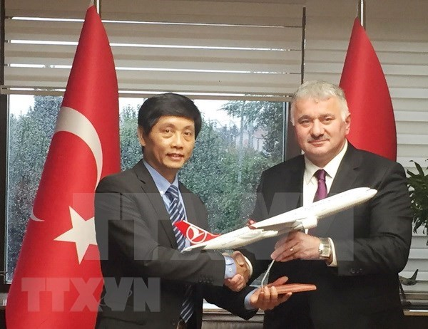 越南加大宣传力度 吸引土耳其对越投资 hinh anh 1