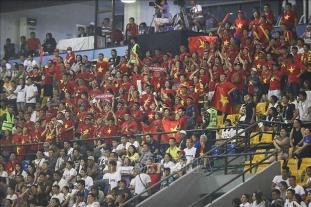 AFF Suzuki Cup 2018:越南队战胜菲律宾队 获国际媒体称赞 hinh anh 2