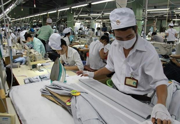 印度与越南促进纺织服装领域的合作 hinh anh 1