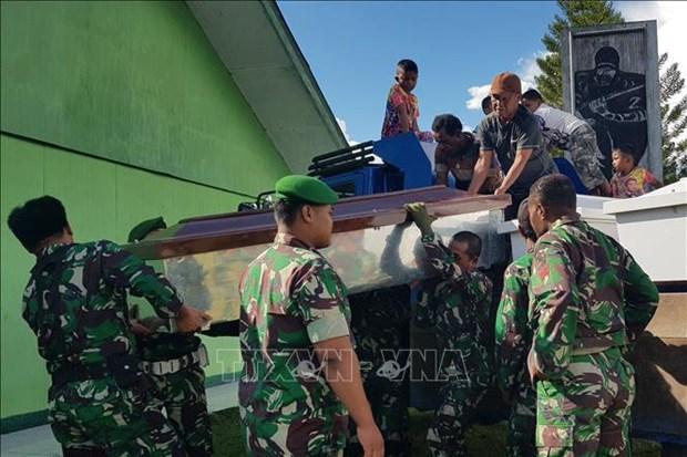 印尼巴布亚袭击导致31名工人死亡 hinh anh 2
