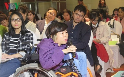 保障残疾人享有平等权 hinh anh 1