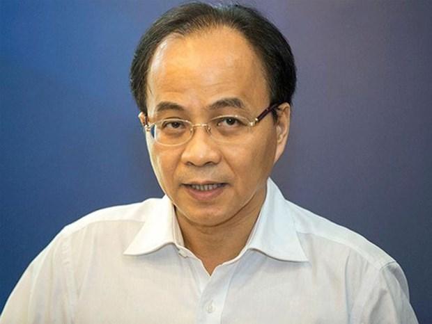 越南政府总理决定对两名干部给予处分 hinh anh 1