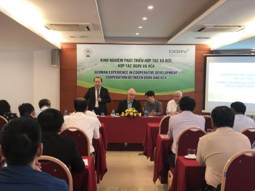 越南合作社联盟拟建合作社审计中心 hinh anh 1