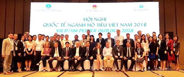 越南胡椒已远销世界100个国家 占全球胡椒出口量的60% hinh anh 2
