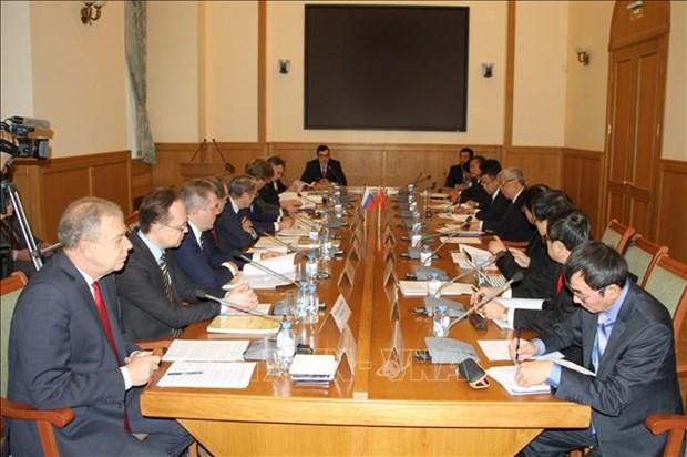 越俄热带中心政府间委员会第29次会议在莫斯科召开 hinh anh 1