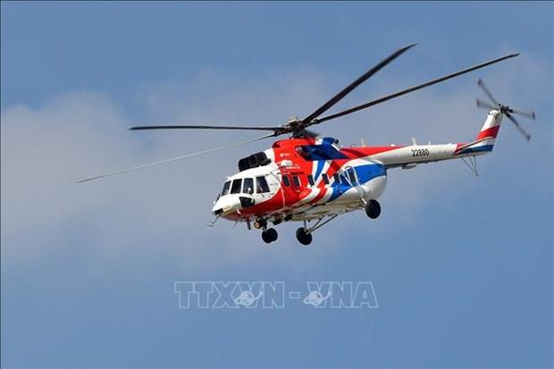 俄罗斯直升机公司计划提升在东盟的市场份额 hinh anh 1