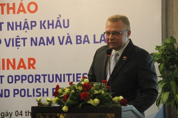 越南和波兰多措并举深度挖掘两国进出口贸易潜力 hinh anh 3