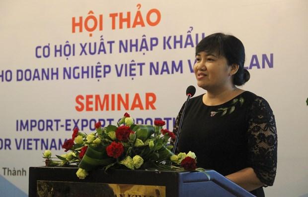 越南和波兰多措并举深度挖掘两国进出口贸易潜力 hinh anh 2