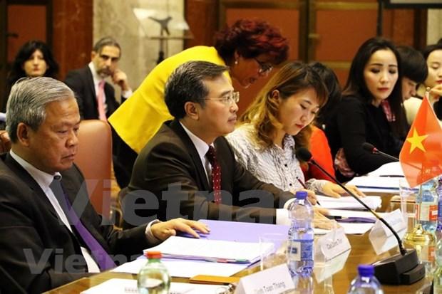 越南与意大利面向发展务实有效的经济合作 hinh anh 2