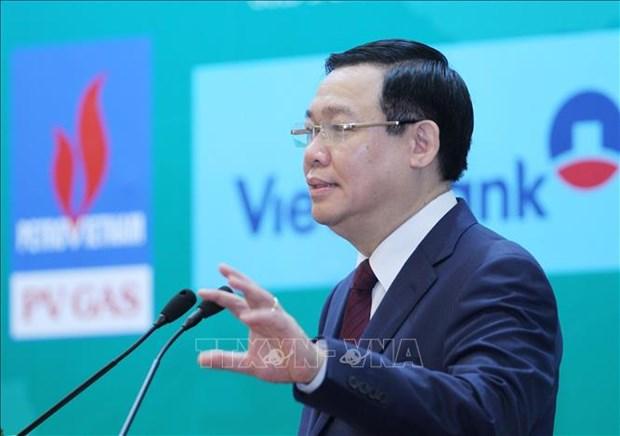 王廷惠:融入世界经济是全民事业 企业和企业家发挥一马当先作用 hinh anh 2