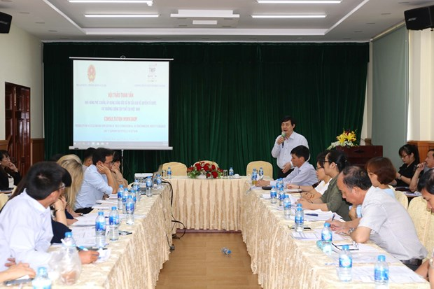 越南努力参加ILO第98号公约 hinh anh 1
