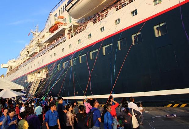 东南亚与日本青年船离开胡志明市 hinh anh 2