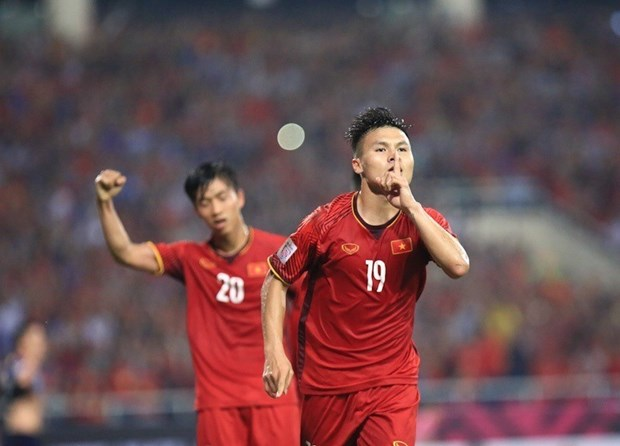 AFF Cup:亚洲媒体盛赞越南队在半决赛第二回合的胜利 hinh anh 1