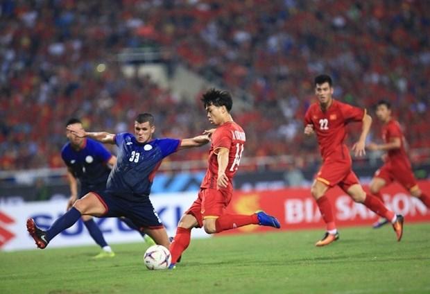 AFF Cup:亚洲媒体盛赞越南队在半决赛第二回合的胜利 hinh anh 2