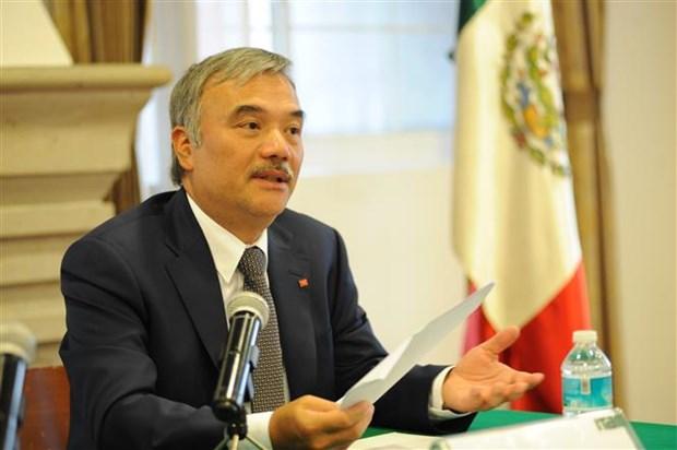 墨西哥是越南在拉丁美洲的第三大贸易伙伴 hinh anh 2
