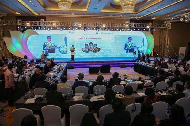 越南政府副总理武德儋:利用信息技术来纾解旅游行业的困难 hinh anh 1
