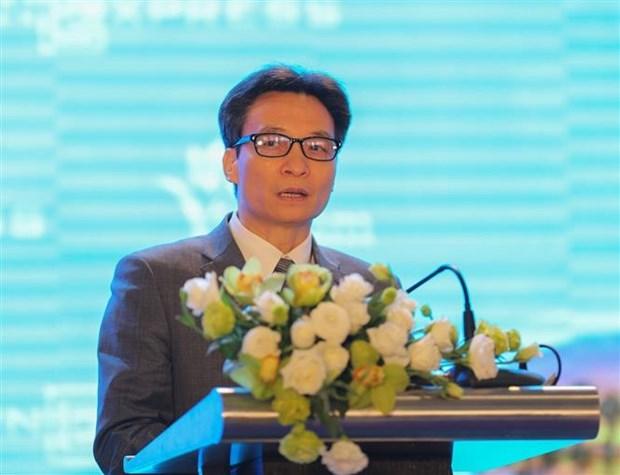 越南政府副总理武德儋:利用信息技术来纾解旅游行业的困难 hinh anh 2