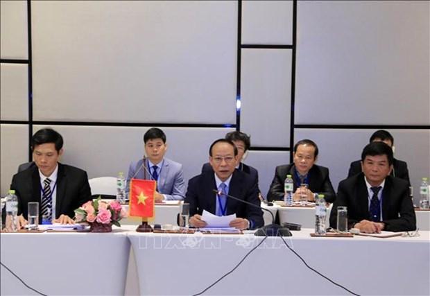 越老柬加强合作 打击跨境毒品犯罪 hinh anh 3