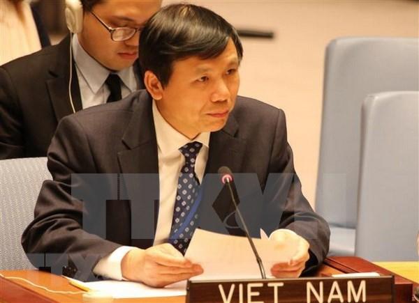 越南强调预防冲突中的国际合作的作用 hinh anh 1