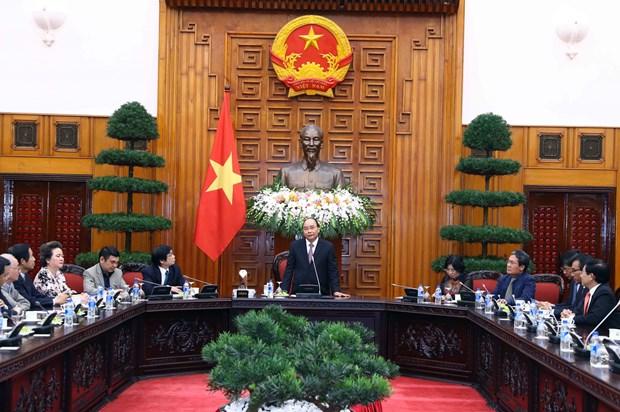 越南政府总理阮春福:城市规划工作是国家发展的重要事项之一 hinh anh 1