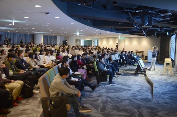 在日越南青年加强交流对接 积极参与职业导向 hinh anh 1