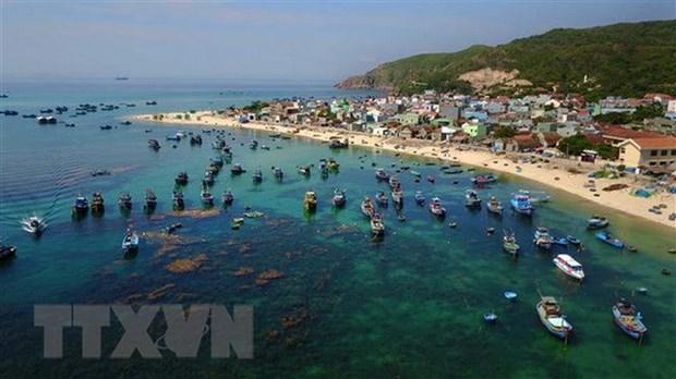 促进越南海洋岛屿旅游可持续发展 hinh anh 1
