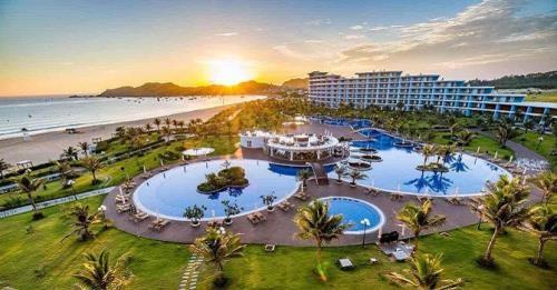 促进越南海洋岛屿旅游可持续发展 hinh anh 2