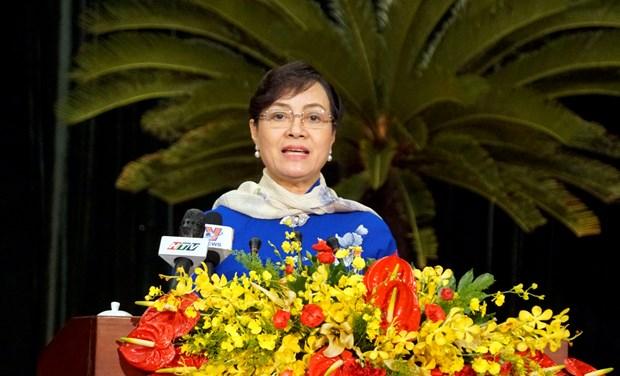 胡志明市继续多措并举 有效实施2019年各项目标任务 hinh anh 2