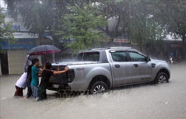 洪水给中部和中部以南地区各省造成严重损失 hinh anh 3