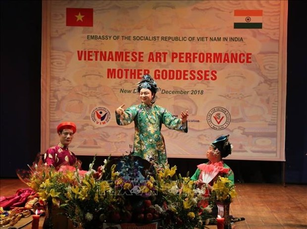 新闻传媒在越印两国文化外交中扮演重要角色 hinh anh 2