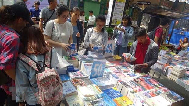 胡志明市努力培养孩子的阅读习惯 hinh anh 1
