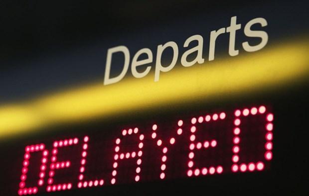 11月份越南各航司航班延误率超14% hinh anh 1