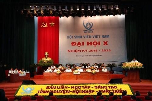 社论:越南大学生充满爱国精神、实现创新与融入 hinh anh 1