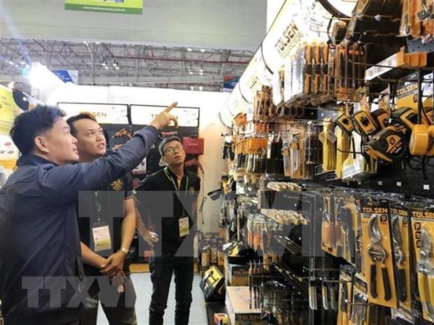 2018年越南国际贸易博览会数千份合同得以签署 hinh anh 1
