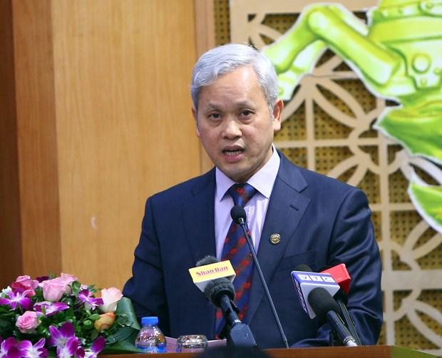 政府副总理王廷惠:统计工作对经济起到举足轻重的作用 hinh anh 2