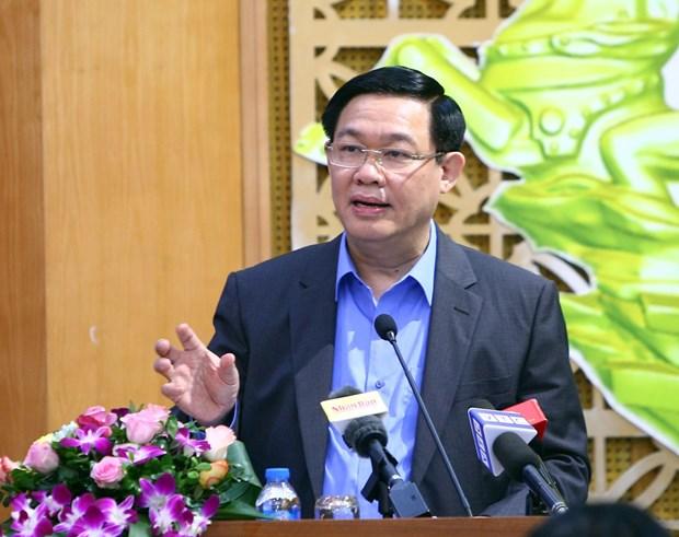 政府副总理王廷惠:统计工作对经济起到举足轻重的作用 hinh anh 3