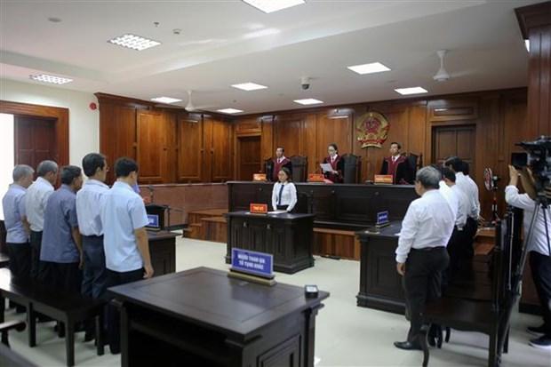 越南国家银行前副行长涉嫌失职失责造成严重后果被判有期徒刑三年缓刑5年 hinh anh 2