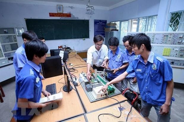 亚行向越提供7800万美元贷款 助力提升越南职业技能培训质量 hinh anh 1