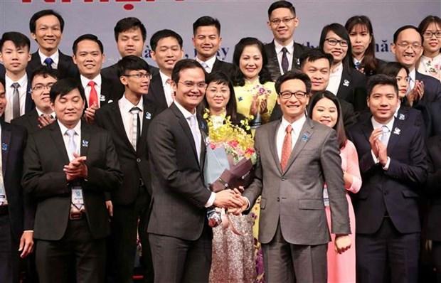 越南大学生协会第十次全国代表大会圆满落幕 hinh anh 1