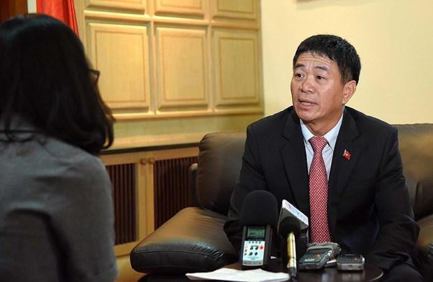 泰国国王相信泰越友好合作关系将持续蓬勃发展 hinh anh 1