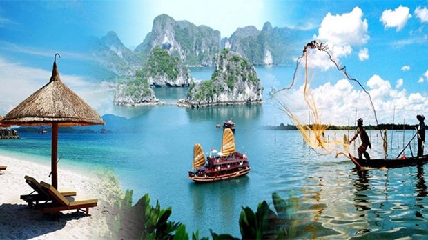 越南力争成为东南亚旅游业最发达的国家之一 hinh anh 1