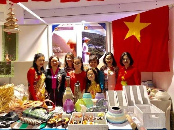 越南参加第26届国际慈善义卖活动 hinh anh 1