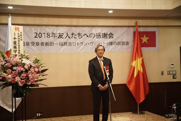 旅日越南人为日本的发展作出了巨大贡献 hinh anh 1