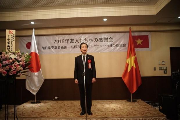 旅日越南人为日本的发展作出了巨大贡献 hinh anh 2