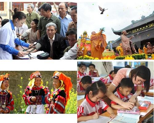 越南努力确保人权 履行国际责任 hinh anh 1