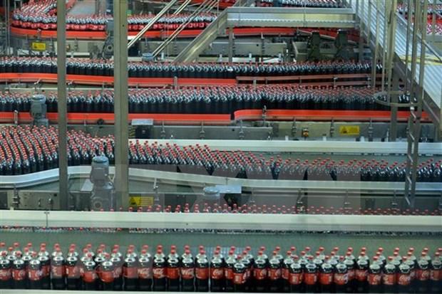 越南国会副主席冯国显会见可口可乐(越南)饮料公司首席执行官 hinh anh 1