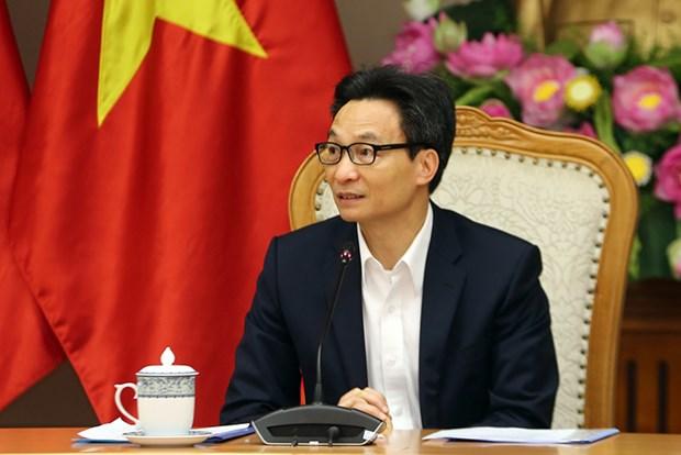 武德儋副总理:大力建设专业化的外交人员队伍 hinh anh 1