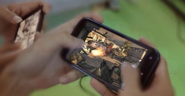 越南手机游戏市场增长50%以上 hinh anh 1