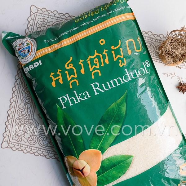 2018年前11月柬埔寨大米出口量下降13% hinh anh 1